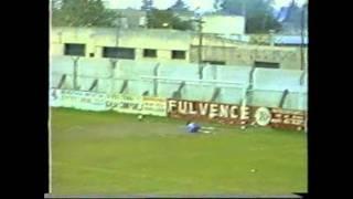 Central Cordoba (Rosario) 5- Liniers 1 -1988 3er Gol