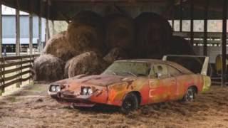 Заброшенные машины 60 х и 70 х годов в Америке