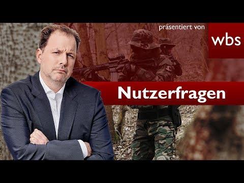 Warum darf das SEK legal töten? | Nutzerfragen Rechtsanwalt Christian Solmecke