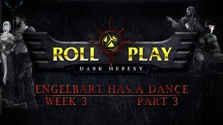 RollPlay Dark Heresy: Week 3, Part 3 - Warhammer 40K Campaign