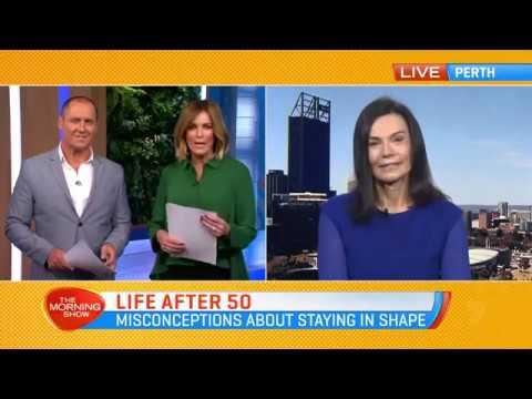 Australia's hottest grandma becomes a global sensation