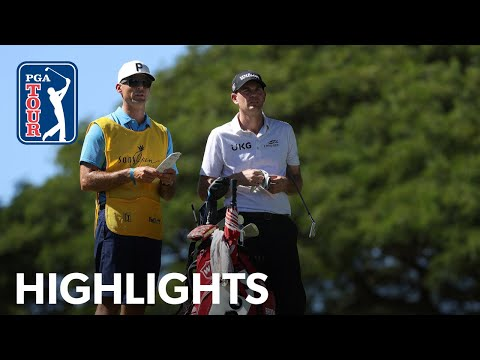 Highlights | Round 3 | Sony Open | 2021