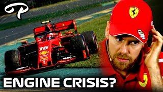 Ferrari Have Major Engine Issues for the 2019 F1 Season?! - 2019 Bahrain GP Preview