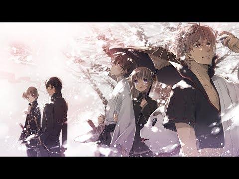 [Nightcore] Burnout Syndrome - Hanaichi Monme (Ending Gintama.: Shirogane no Tamashii-hen)