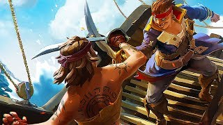 SEA OF THIEVES Gameplay Demo (2018) Xbox One/PC