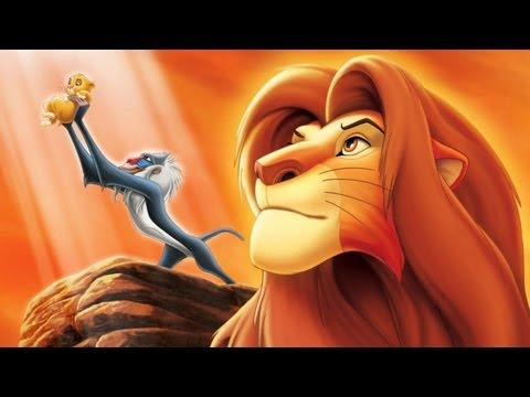 The Lion King - Circle of Life - Official [HD]