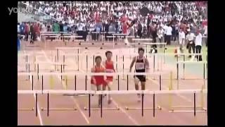 Самый смешной китайский бегун!