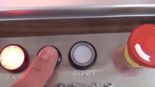 Homemade EN ISO 15025 Vertical Flame Tester