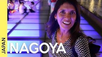 NAGOYA, Japan: Toyota Museum, Sakae, Oasis 21, nightlife and FOOD 😋 | Vlog 2