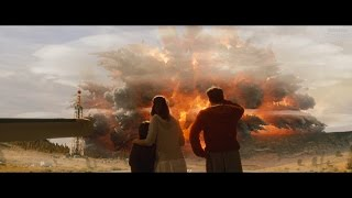 2012 (2009) -  Yellowstone Eruption (Super Volcano) - Pure Action [4K]