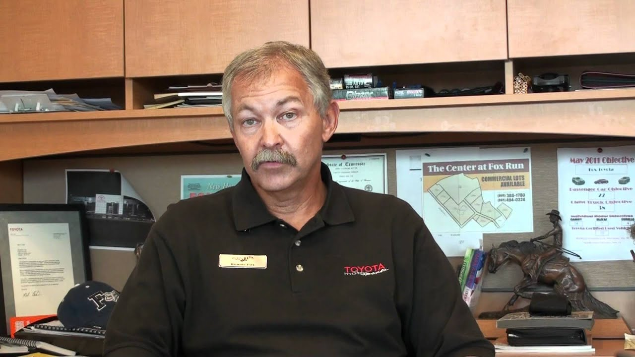 Wonderful Fox Toyota Welcome Video. Ronnie Fox Introduces Fox Toyota In Clinton  Tennessee