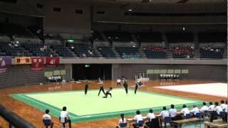 静岡県立稲取高校 2011年7月東海選手権
