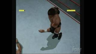 WWE SmackDown vs. Raw 2008 Nintendo DS Gameplay - Cena vs.
