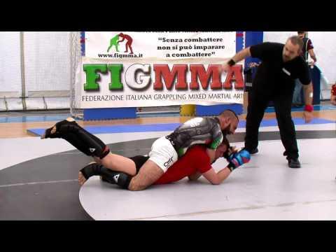 7° Campionato Italiano di Mixed Martial Arts - Highlight