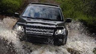 Наши Тесты Land Rover Freelander 2