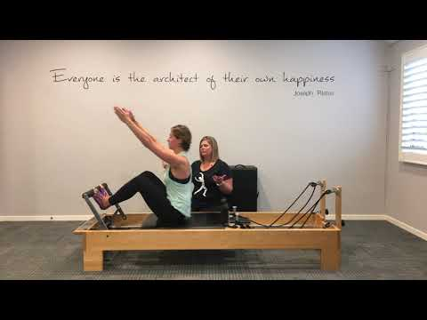 Susan Cottrell - Competition Pilates Anytime 2018