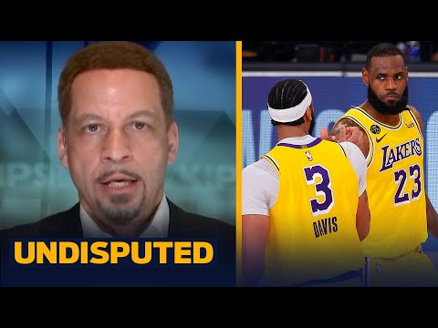 LeBron & Lakers gave total team effort in Game 4 win against Nuggets — Broussard   NBA   UNDISPUTED