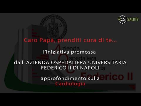 L'iniziativa Caro papà all'AOU Federico II di Napoli con le visite Cardiologiche