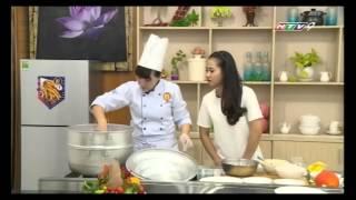 MC Kim Hằng- Khéo Tay Hay Làm HTV9 ( Xôi Vị)