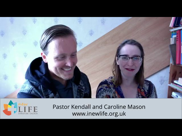 New Life CC Sunday Service - Facebook LIVE -  Romans 7 - 17 May 2020