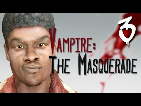 Let's Play Vampire: The Masquerade - Bloodlines [BLIND] - Part 3 - Surfs Up Astrolite