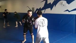Slip Jab Drill – Emerson Souza – Long Island Brazilian Jiu Jitsu and MMA