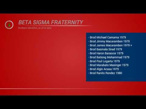 Beta Sigma Fraternity - Bohol Alumni