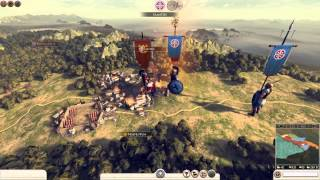 Total War Rome 2 PC Game Review (HD)