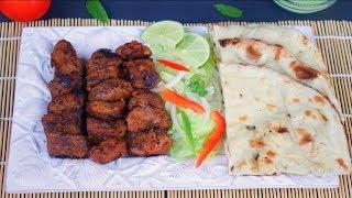 বটি কাবাব চুলায় তৈরি || হোটেল/ রেস্টুরেন্ট স্টাইল বটি কাবাব || Beef/Mutton Boti Kabab Bangla Recipe