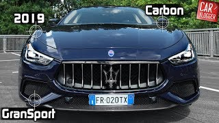 INSIDE the NEW Maserati Ghibli GranSport 2019 | Interior Exterior DETAILS w/ REVS