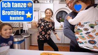 Ich tanze zum Papaya Song 😂 Brottütensterne basteln! Küche neu organisieren Vlogmas | Mamiseelen