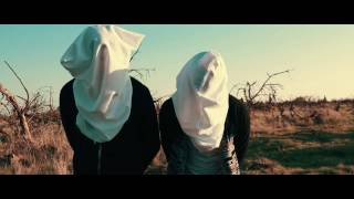 Two Guys with Bags Over their Heads Stuck in a Desert - Short film