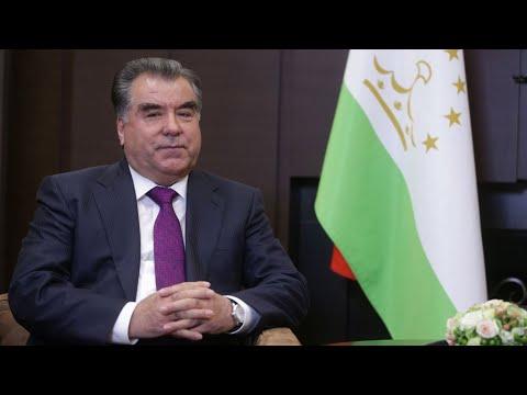 Рахмон назвал Китай стратегическим партнером Таджикистана