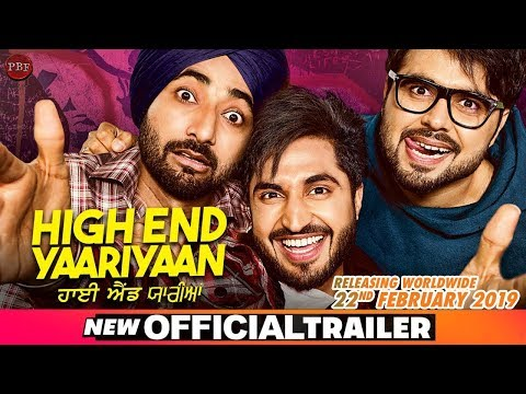 High End Yaariyan Official Trailer