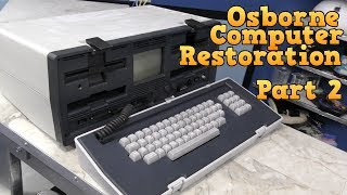 Osborne 1 Computer Restoration Part 2 thumbnail