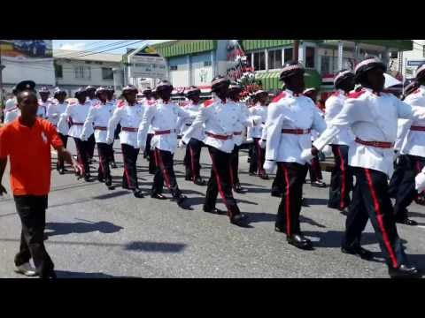 Trinidad & Tobago 51st Independence Parade 3