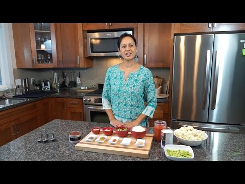How To Make Indian Vegan Butter Cauliflower Curry Recipe
