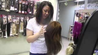 Супер накладка для объема и загущения волос