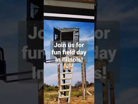 stay tuned for a great field day on the property!