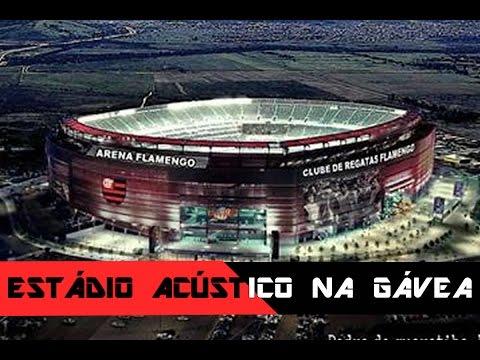 Notícias do Flamengo - Assinatura Documento Estádio na Gávea