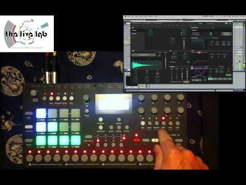 The Live Lab - RYTM Jam ft. Overbridge.