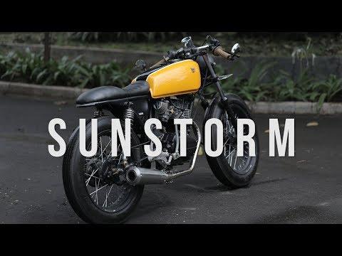 Motor ini adalah honda gl 100 yang oleh pemiliknya ingin dibuat lebih segar, mau tahu lengkapnya seperti apa? silakan ditonton guys! timelapse build link: part ...