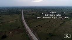 Jalna - Ambad - Vadigodri (NH 54 KM )