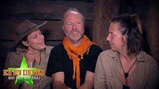 Dschungelcamp 2020   Zwiegespräch im Dschungeltelefon - Sonja und Markus attackieren Danni
