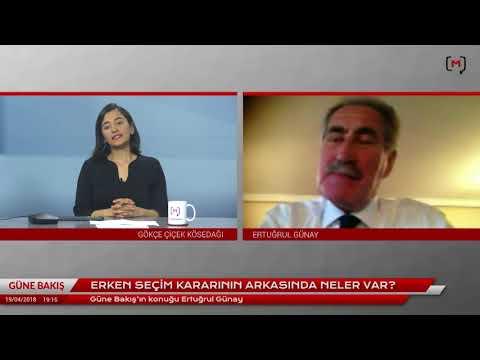 Güne Bakış (19 Nisan 2018): Ertuğrul Günay ile Türkiye erken seçimi
