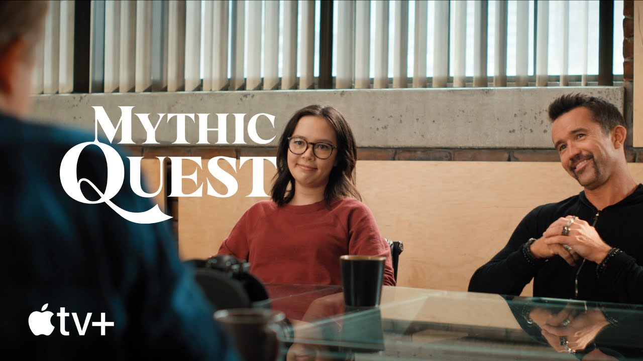 Check Out Snoop Dogg in the Season Two Trailer of 'Mythic Quest'