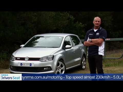 2011 VW Polo GTI Car Review & Road Test Video-NRMA