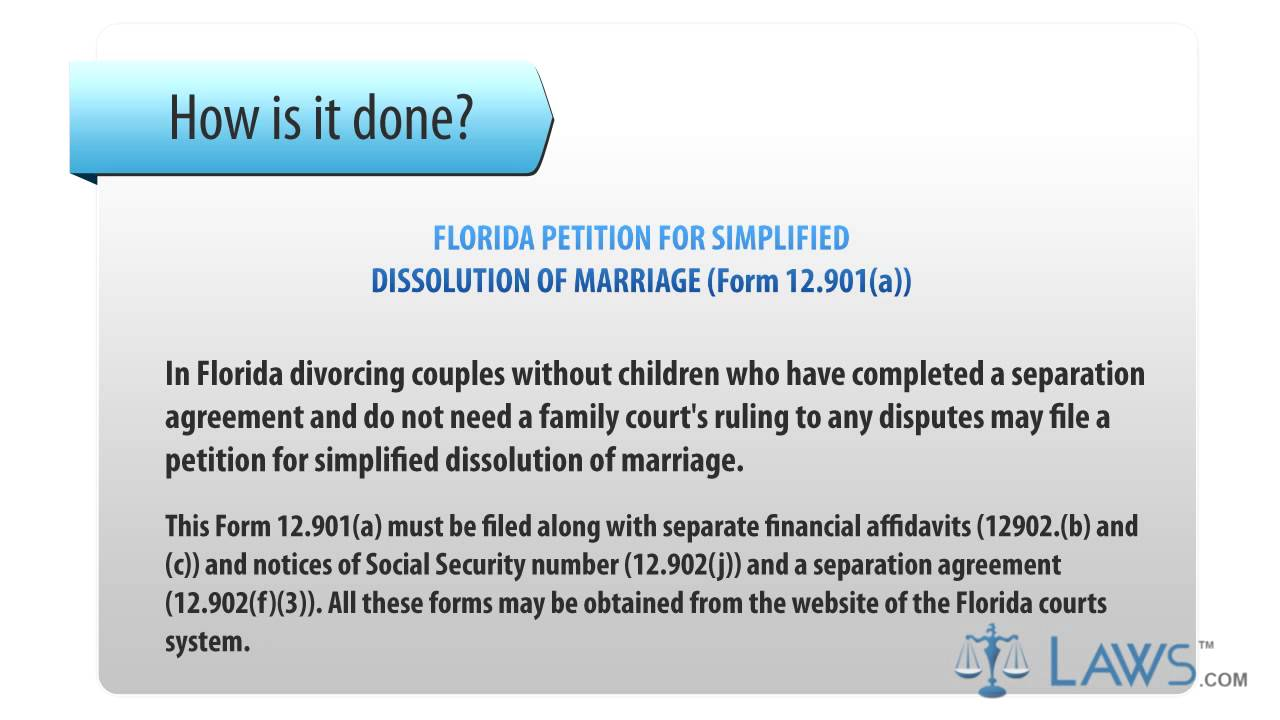 Form 12901a petition for simplified dissolution of marriage youtube form 12901a petition for simplified dissolution of marriage solutioingenieria Choice Image