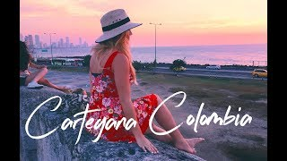 Cartagena Colombia Vlog: Day 1 (Old Town)