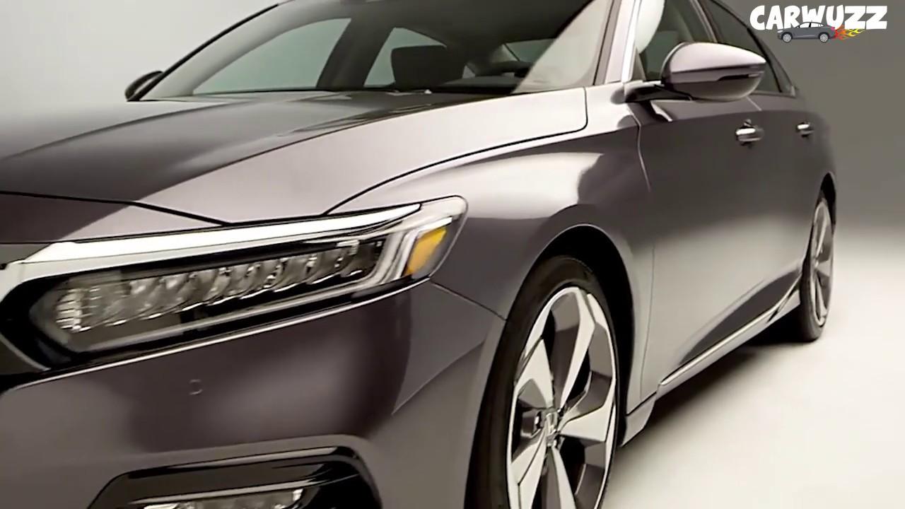 2020 Honda Accord Color Design Interior Youtube